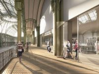 R�novation du Grand Palais par Lan architecture